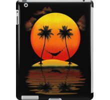 Sweet Smile of Sunset iPad Case/Skin