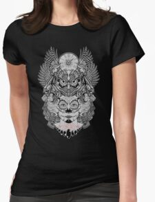 The Eledest Daughter Womens Fitted T-Shirt