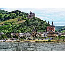 Gems Along The Rhine Photographic Print