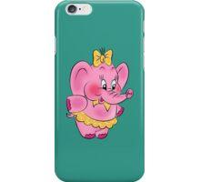 baby elephant iPhone Case/Skin