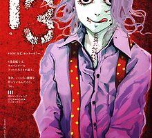 Tokyo Ghoul by mangalol