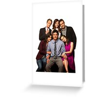 How I Met Your Mother - Final Cast Greeting Card