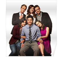 How I Met Your Mother - Final Cast Poster
