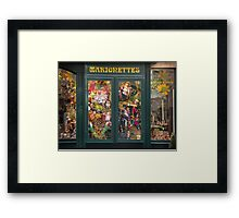 Marionettes - Prague Framed Print