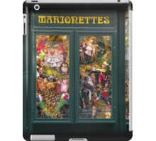 Marionettes - Prague iPad Case/Skin