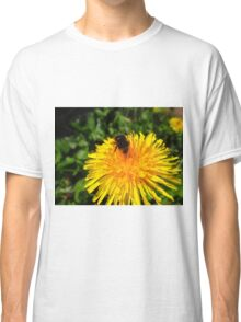 Busy Busy Bumble Bee  Classic T-Shirt