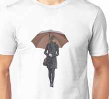 Candid Taylor Swift Umbrella Unisex T-Shirt