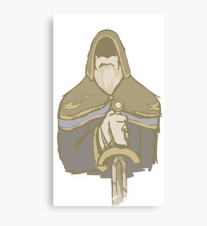 Magicka Canvas Print