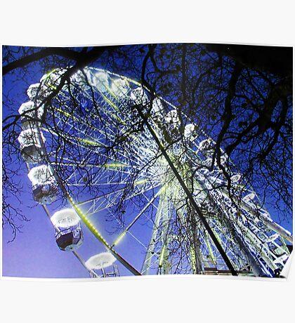 The Birmingham wheel - England (Two) Poster