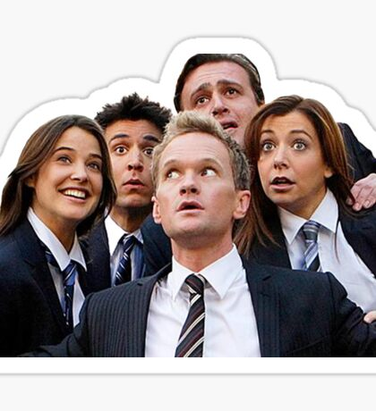 How I Met Your Mother - Musical Sticker