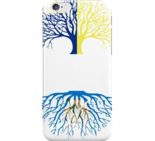 OREGON GROWN WITH OKLAHOMA ROOTS iPhone Case/Skin