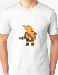 half dragon thief with a dagger Unisex T-Shirt