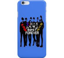 ♥♫I Love B2ST Forever Splendiferous K-Pop Clothes & Stickers♪♥ iPhone Case/Skin