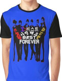 ♥♫I Love B2ST Forever Splendiferous K-Pop Clothes & Stickers♪♥ Graphic T-Shirt