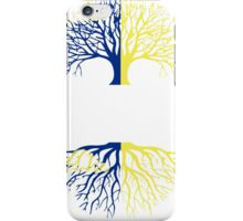 OREGON GROWN WITH OREGON ROOTS iPhone Case/Skin