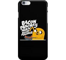 Jake Makin Bacon Pancake iPhone Case/Skin