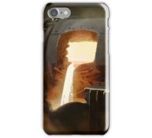 [Untitled] (Steel mill), ca. 1940 iPhone Case/Skin