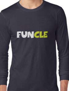 Funny Uncle, FUNCLE Long Sleeve T-Shirt