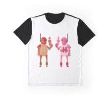 world explorer with a laser gun Graphic T-Shirt