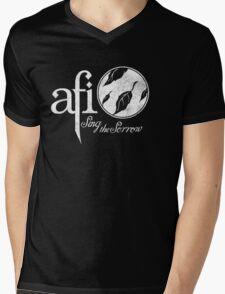 AFI Global Mens V-Neck T-Shirt