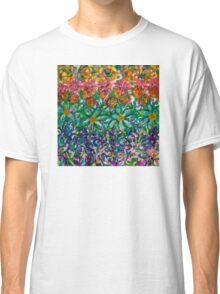 At the Flower Shop Classic T-Shirt