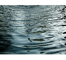 Water Ripples Photographic Print