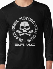 Motorcycle Club Long Sleeve T-Shirt