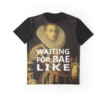 WAITING FOR BAE LIKE Graphic T-Shirt