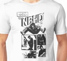 The Neighbourhood Comic Strip Design (RARE) Unisex T-Shirt