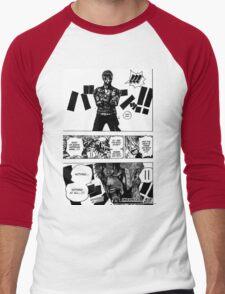 zoro Men's Baseball ¾ T-Shirt