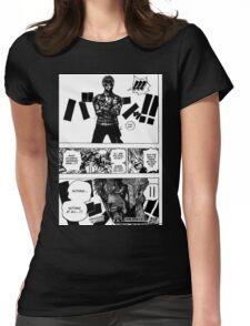 zoro Womens Fitted T-Shirt