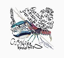 Cherax pulcher, freshwater crayfish Unisex T-Shirt