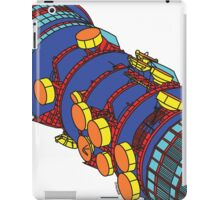 ALL ALONG THE BT TOWER iPad Case/Skin