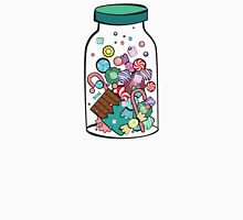 Jar with sweet candies Womens Fitted T-Shirt