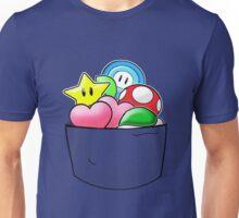 MARIO POCKET Unisex T-Shirt