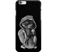 Honey Badger Don't Care! iPhone Case/Skin