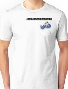 Pocket Sans Undertale Unisex T-Shirt