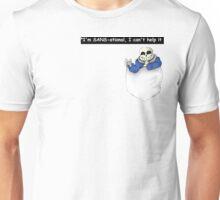 Pocket Sans Undertale Unisex T-Shirt
