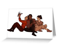 SW: New Trio Greeting Card