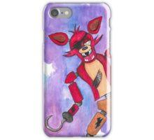 Foxy says HI iPhone Case/Skin