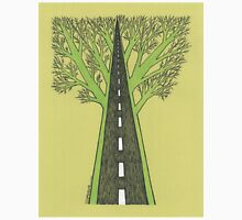 Road and Forest Unisex T-Shirt
