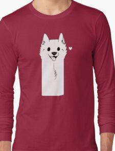 Undertale Dog Long Sleeve T-Shirt