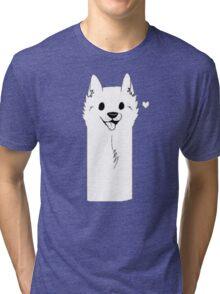 Undertale Dog Tri-blend T-Shirt