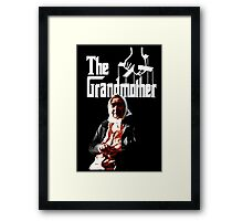 The Godfather Parody  Framed Print