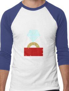 Will You Marry Me Men's Baseball ¾ T-Shirt