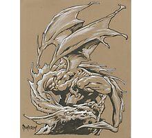 Dragon Classic Photographic Print