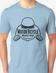Motor Bicycle Racing Unisex T-Shirt
