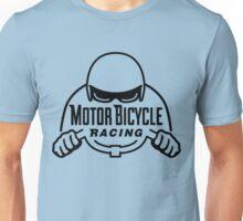 Motor Bicycle Racing Unisex T-Shirt