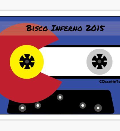 Disco Biscuits Red Rocks 2015 Sticker