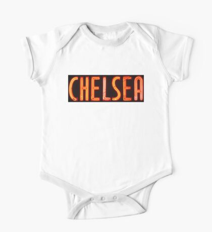 Neon Sign - Chelsea One Piece - Short Sleeve